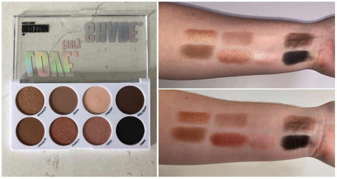 Love Every Shade Palette and Swatches