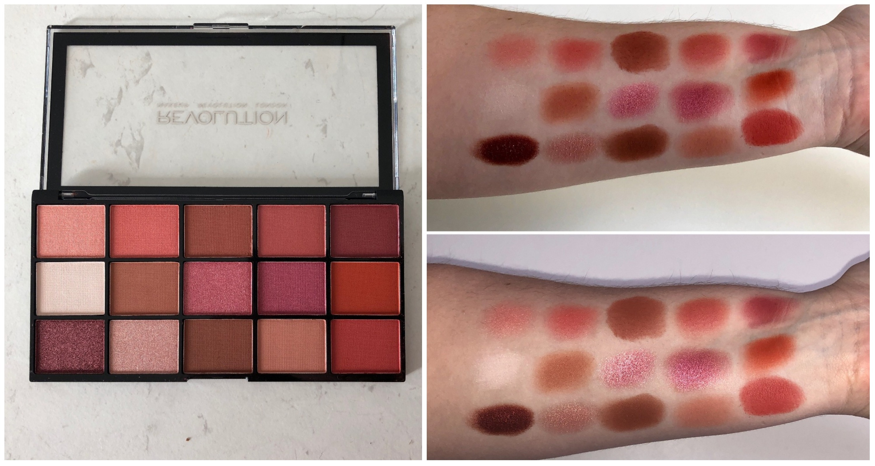 Newtrals 2 Palette and Swatches
