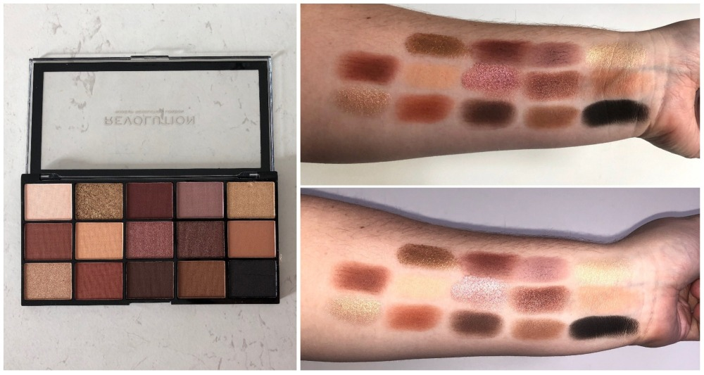 Velvet Rose Palette and Swatches